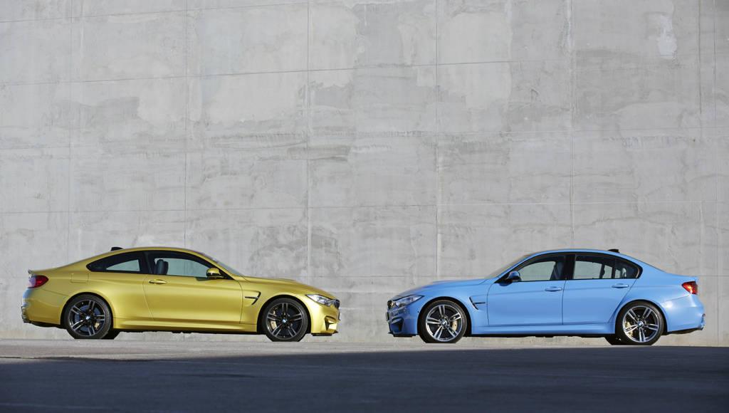 VIDEO: BMW M4 vs Mercedes C63 AMG