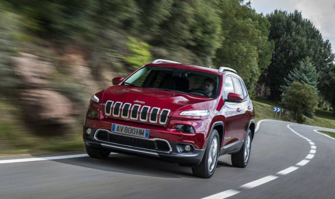 VIDEO: Jeep Cherokee first European review