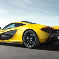 VIDEO: McLaren P1 in Jay leno Garage