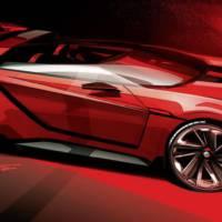 Volkswagen GTI Roadster Vision Gran Turismo revealed
