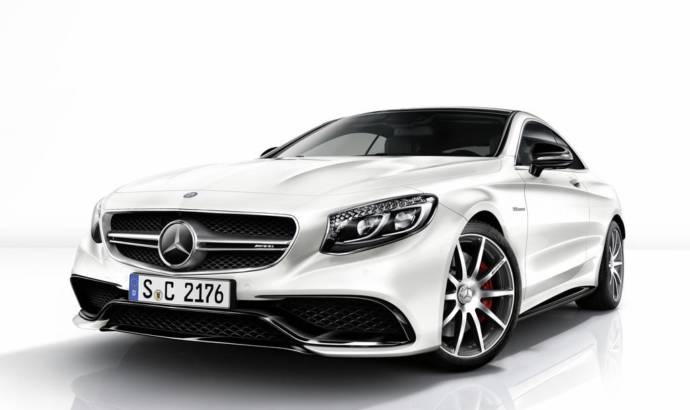 Mercedes S63 AMG Coupe receive AMG Performance Studio pack