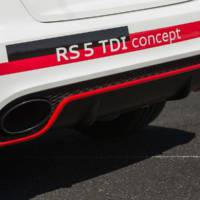 2014 Audi RS5 TDI Concept - More details released