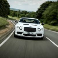 2014 Bentley Continental GT3-R limited edition unveiled