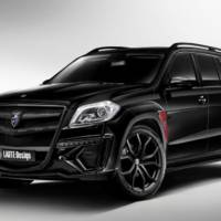 2014 Mercedes-Benz GL modified by Larte Design