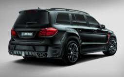 2014 Mercedes-Benz GL modified by Larte Design