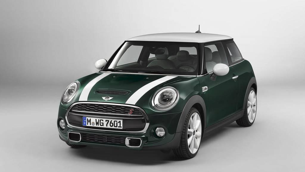 2014 Mini Cooper SD unveiled