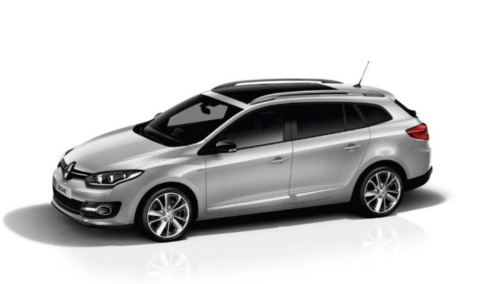 2014 Renault Megane Limited introduced in UK