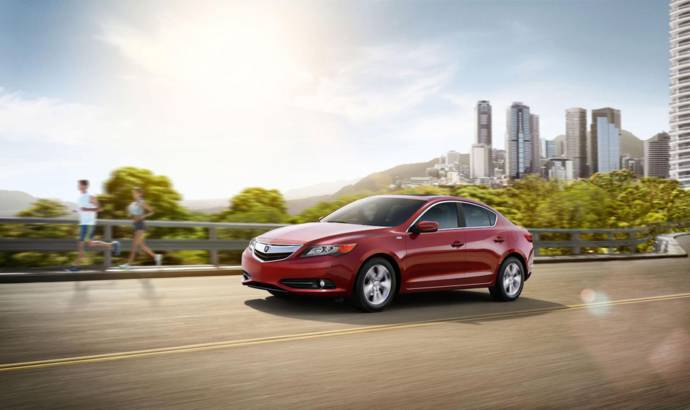 2015 Acura ILX US pricing