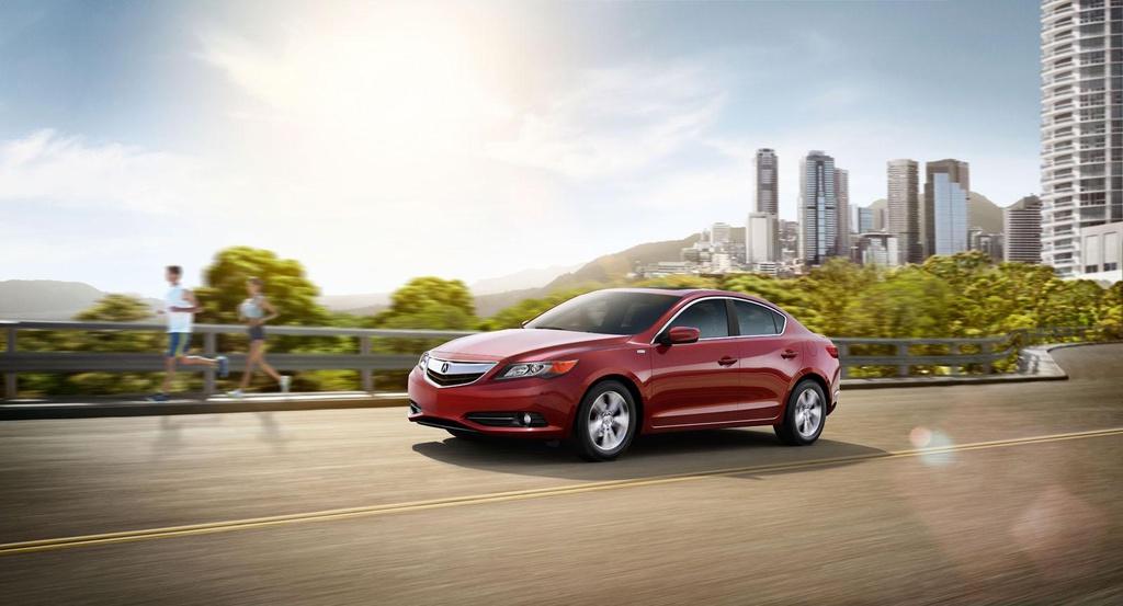 2015 Acura ILX US pricing
