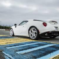 2015 Alfa Romeo 4C U.S.-spec - More details and pictures