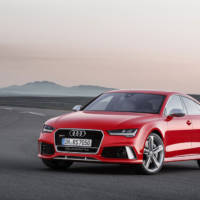2015 Audi RS7 Sportback facelift introduced