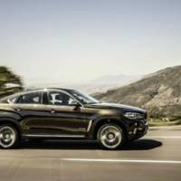 2015 BMW X6 - First leaked pictures