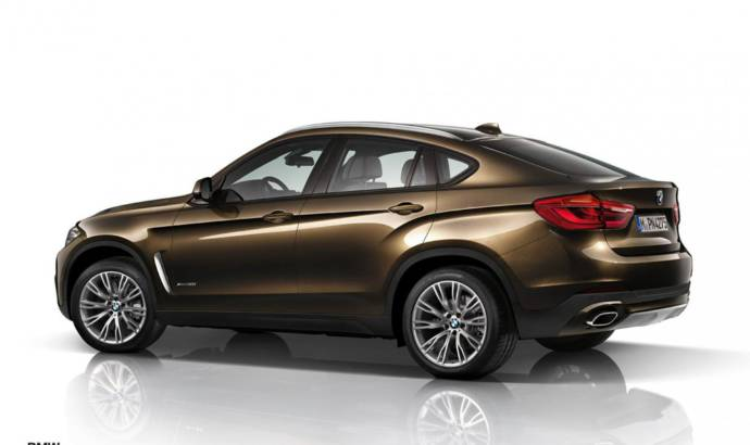 2015 BMW X6 Individual introduced