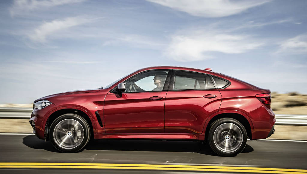 2015 Bmw X6 Officially Revealed Carsession