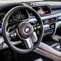 2015 BMW X6 officially revealed