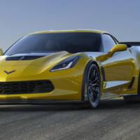 2015 Chevrolet Corvette Z06 - 650 HP and 880 Nm of torque