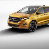 2015 Ford Edge - Official pictures and details