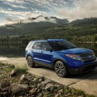 2015 Ford Explorer improvements