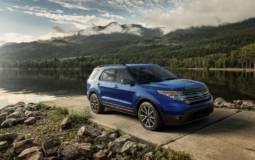 2015 Ford Explorer improvements