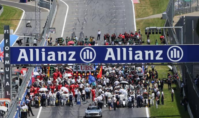 2015 Formula 1 Season to feature 19 races