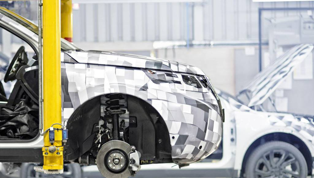 2015 Land Rover Discovery to be produced in Halewood