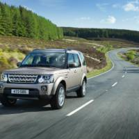 2015 Land Rover Discovery updates