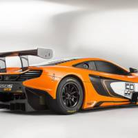 2015 McLaren 650S GT3 - Official pictures and details