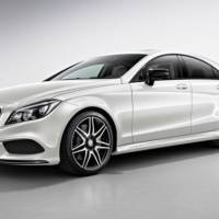 2015 Mercedes CLS Sport and Night packages
