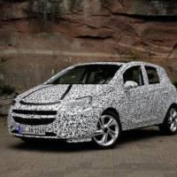 2015 Opel Corsa teased