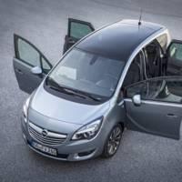 2015 Opel Meriva receives 95 hp 1.6 CDTI engine