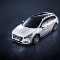 2015 Peugeot 508 facelift - Official pictures and details