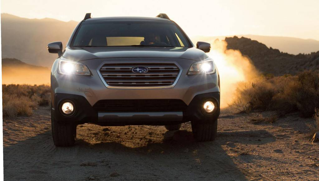 2015 Subaru Outback prices announced