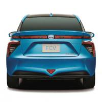 2015 Toyota FCV production version unveiled