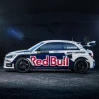 Audi S1 modified by EKS