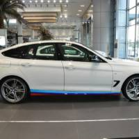 BMW 3 Series GT M Performance package
