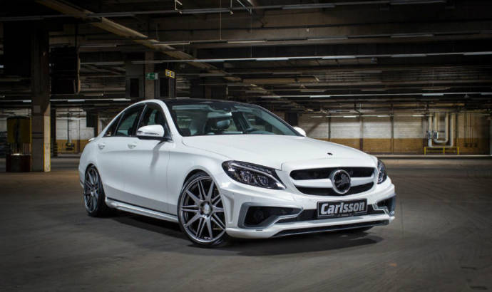 Carlsson Mercedes C-Class tuning pack