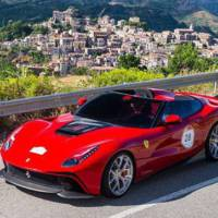 Ferrari F12 TRS officially unveiled (+Video)