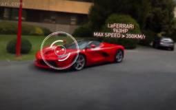 Ferrari LaFerrari on-board filmed with Google Glass at Fiorano - The 15M Facebook fans gift