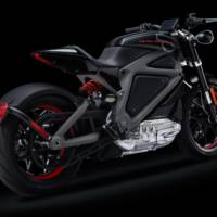 Harley-Davidson Project LiveWire - Official pictures and details