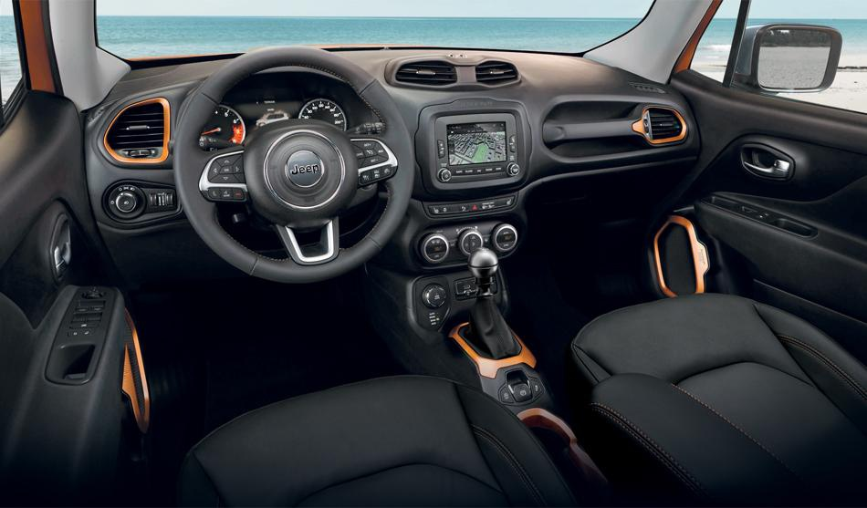 Jeep Renegade Opening Edition launched