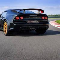 Lotus Exige LF1 celebrate 81 Formula 1 victories