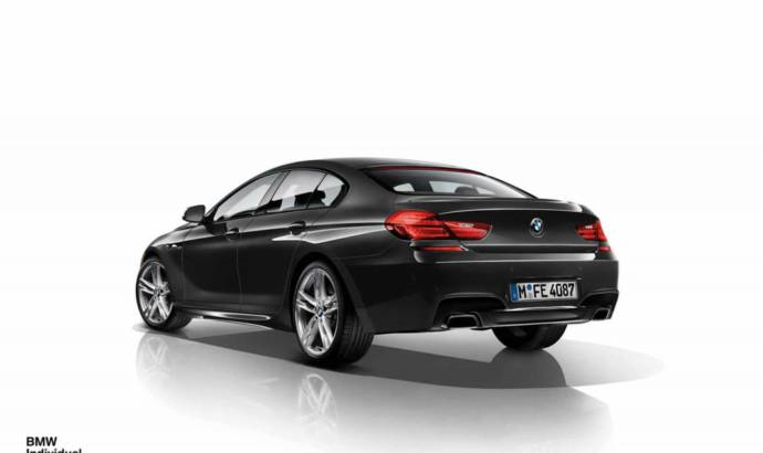 M6 Gran Coupe and 6-Series Gran Coupe modified by BMW Individual