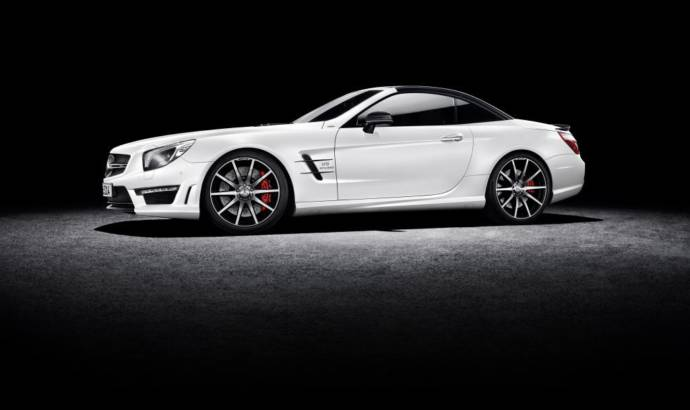 Mercedes-Benz SL AMG 2LOOK Edition launch