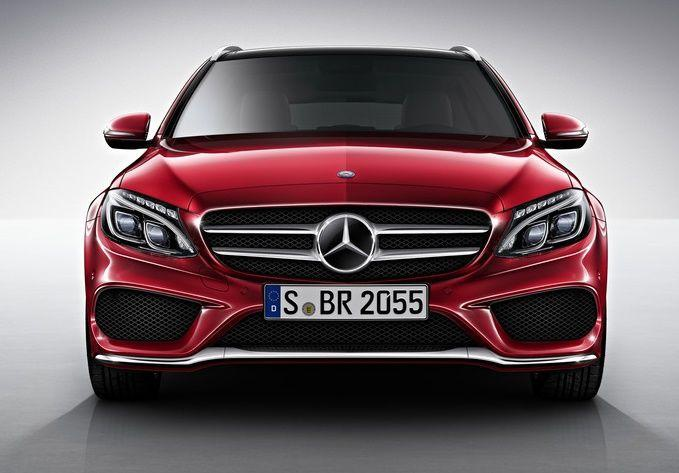 Mercedes C-Class AMG line package