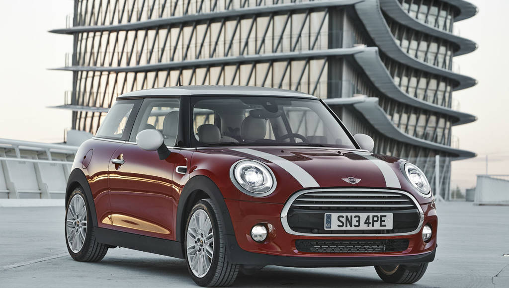 Mini One First version launched in the UK