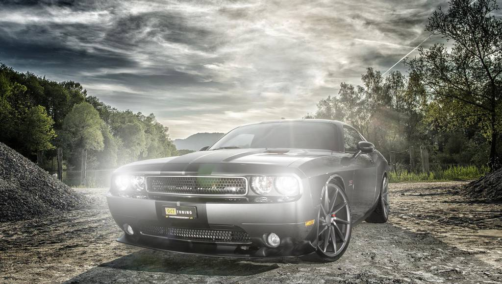 O.CT Tuning Dodge Challenger SRT8