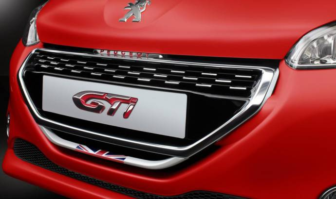 Peugeot 208 GTi 30th Anniversary - First official teaser picture