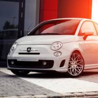 Pogea Racing Fiat 500 Abarth