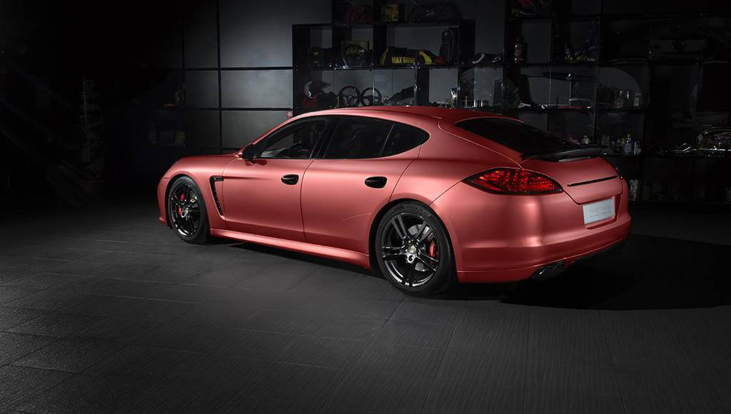 Porsche Panamera Turbo by Overdrive