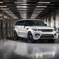 Range Rover Sport Stealth Pack unveiled
